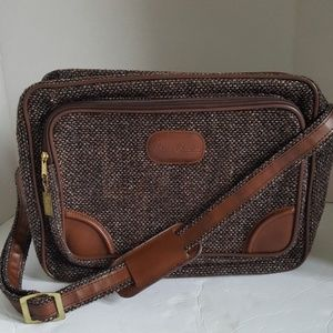 Vintage Pierre Cardin Travel Bag